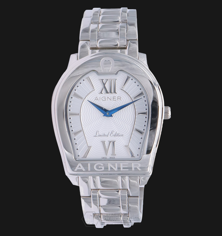 Aigner Cortina A48125A-SET Stainless Steel White Dial 50th Anniversary Machtwatch