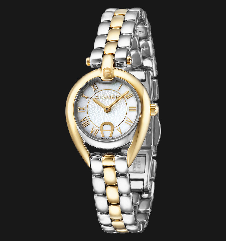 Aigner Imperia A49310 Stainless Steel White Dial Machtwatch