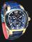 Aigner Palermo A58509 Chronograph Men Blue Dial Blue Leather Strap Thumbnail