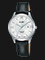 Alba AH7R43X1 Ladies Silver Dial Black Leather Strap Thumbnail