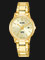 Alba AH7R48X1 Ladies Gold Dial Gold Stainless Steel Strap Thumbnail