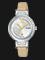 Alba AH7R85X1 Ladies Silver Dial Biege Leather Strap Thumbnail
