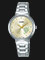 Alba AH8497X1 Ladies Champagne Dial Stainless Steel Strap Thumbnail