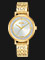 Alba AH8526X1 Ladies Silver Dial Gold Stainless Steel Strap Thumbnail