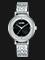 Alba AH8531X1 Ladies Black Dial Stainless Steel Strap Thumbnail