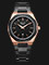 Alexandre Christie AC 8600 LD BBRBA Ladies Black Dial Black Stainless Steel Strap Thumbnail