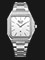 Alexandre Christie AC 8601 LD BSSSL Ladies Silver Dial Stainless Steel Strap Thumbnail