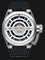 Ballast BL-3141-01 Valiant Gauge Automatic Silver Dial Black Rubber Strap Thumbnail