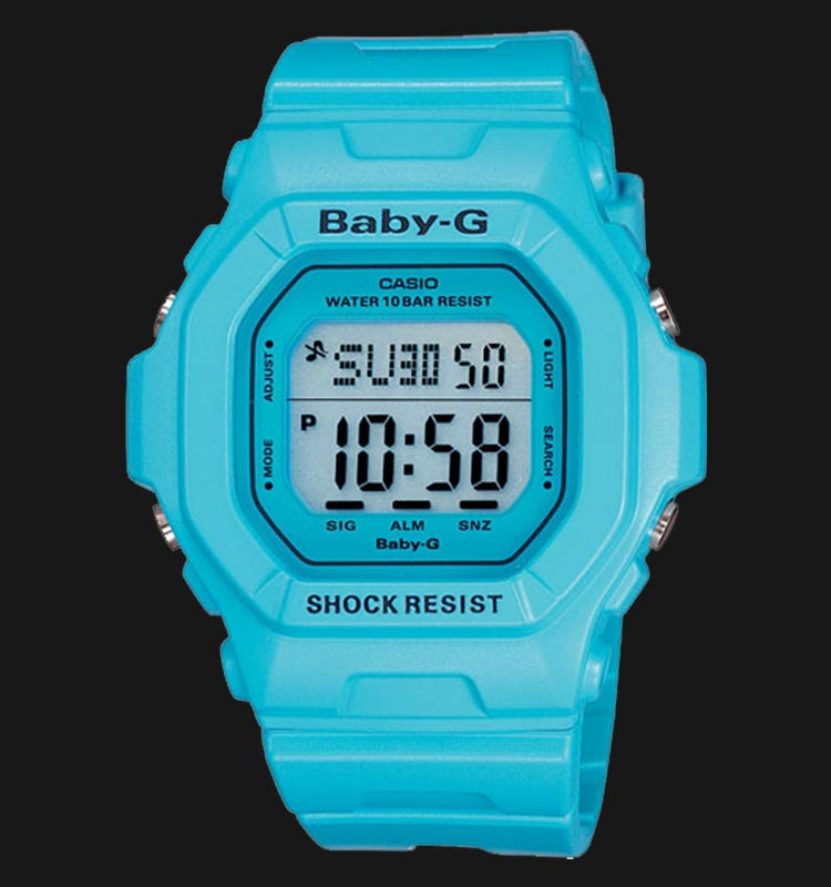 Casio Baby-G BG-5601-2BDR Machtwatch