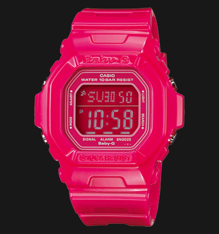 Casio Baby-G BG-5601-4DR Machtwatch