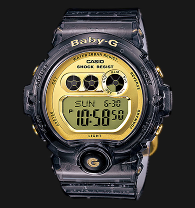 Casio Baby-G BG-6901-8DR Machtwatch