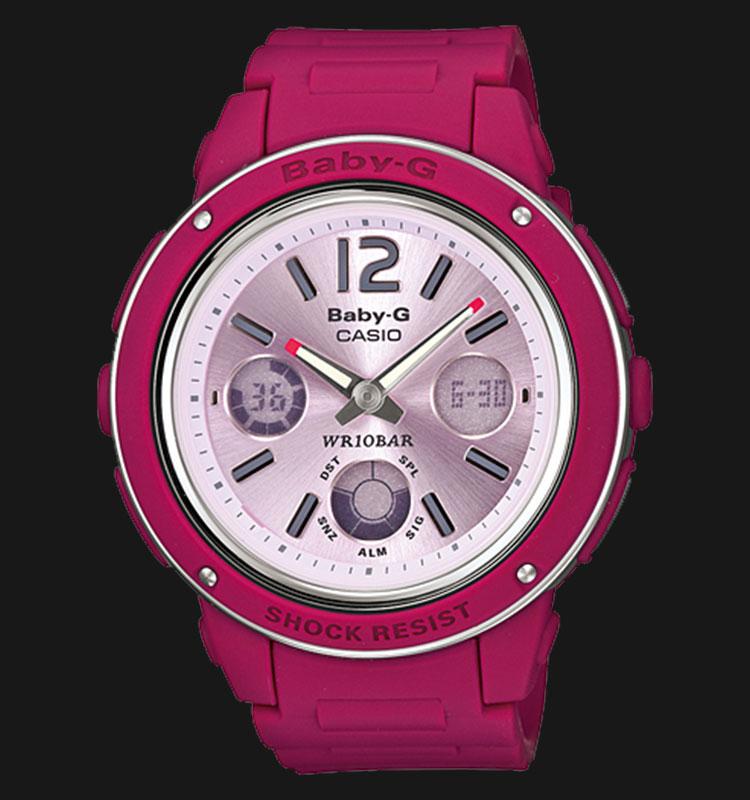 Casio Baby-G BGA-150-4BDR Machtwatch