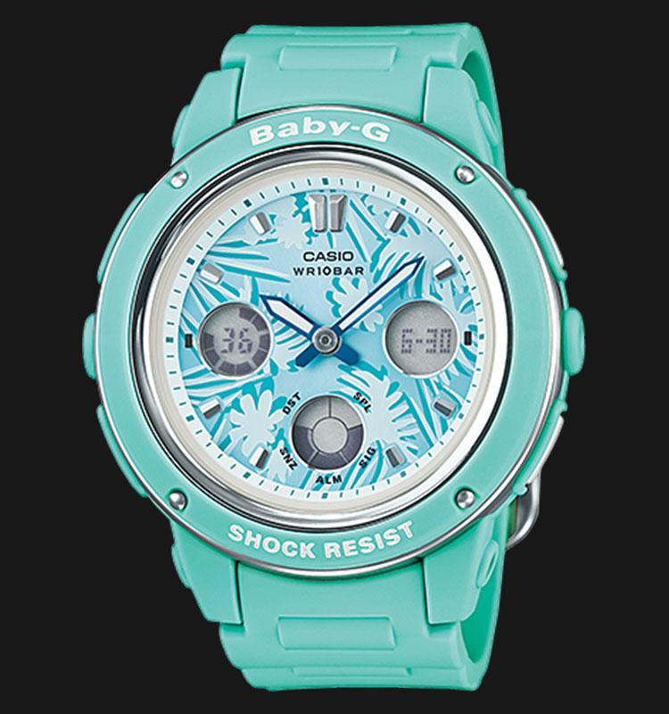 Casio Baby-G BGA-150F-3ADR Machtwatch