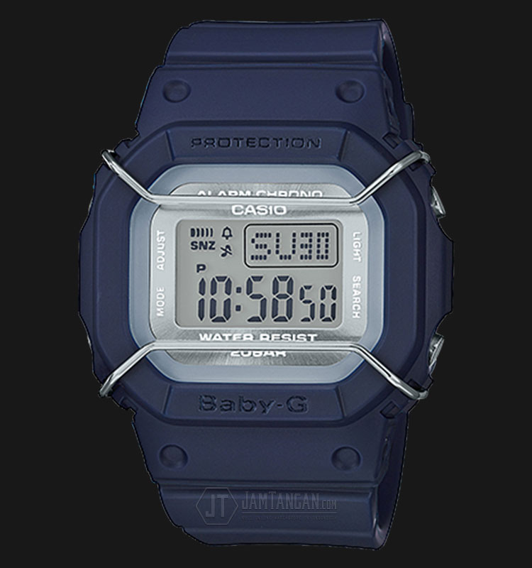 Casio Baby-G BGD-501UM-2DR Water Resistant 200M Resin Band Machtwatch