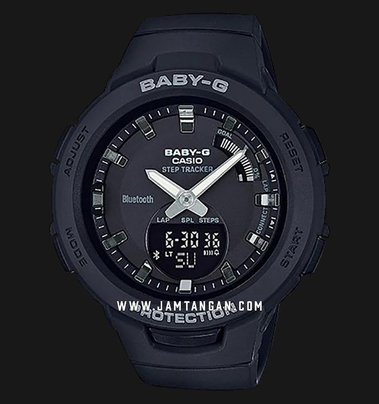 Casio Baby-G BSA-B100-1ADR G-Squad Step Tracker Smart Bluetooth® Machtwatch