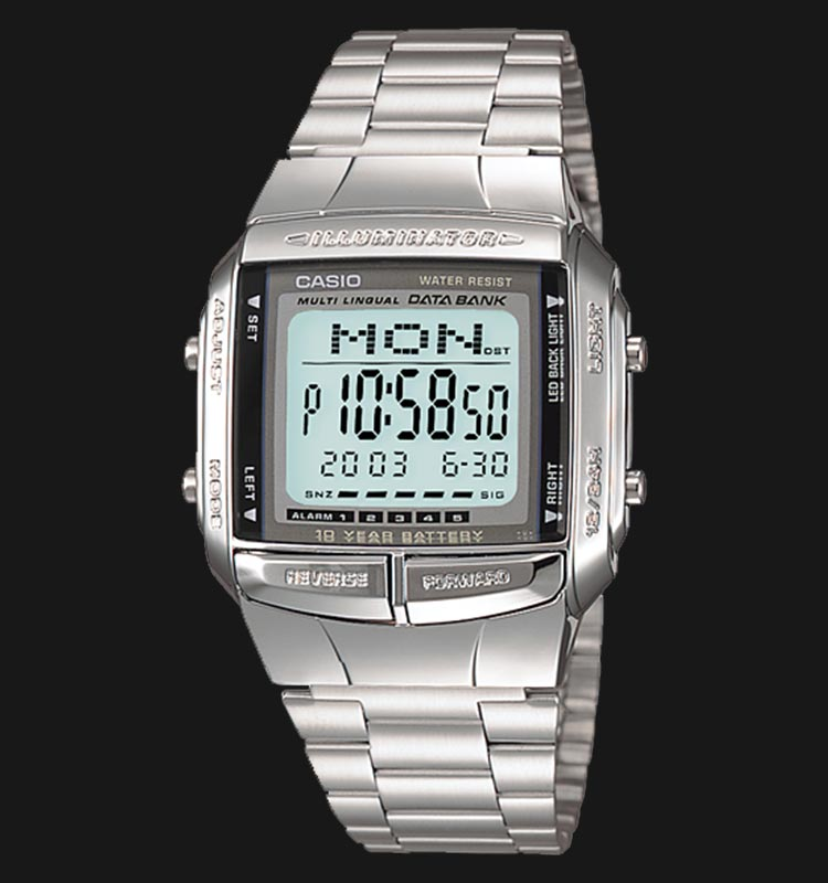 Casio DB-360-1ADF Machtwatch