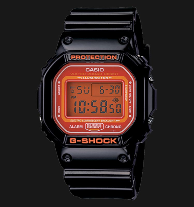 Casio G-Shock DW-5600CS-1DR Machtwatch
