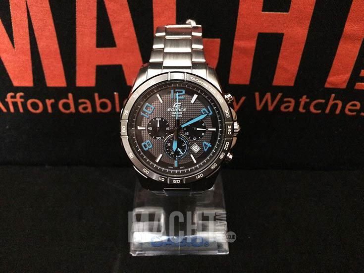 Casio Edifice EFR-516D-1A2VDF Machtwatch