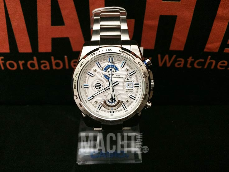 Casio Edifice EFR-523D-7AVDF Machtwatch
