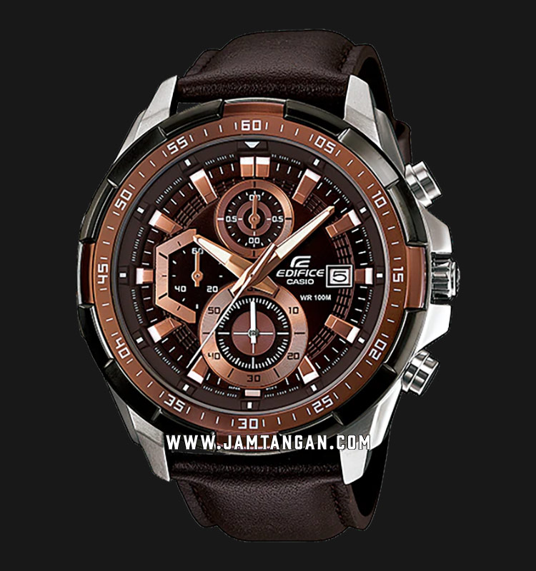 Casio Edifice EFR-539L-5AVUDF Machtwatch