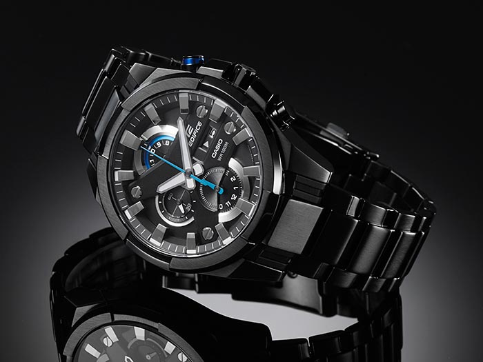 Casio Edifice EFR-540BK-1AVUDF Machtwatch