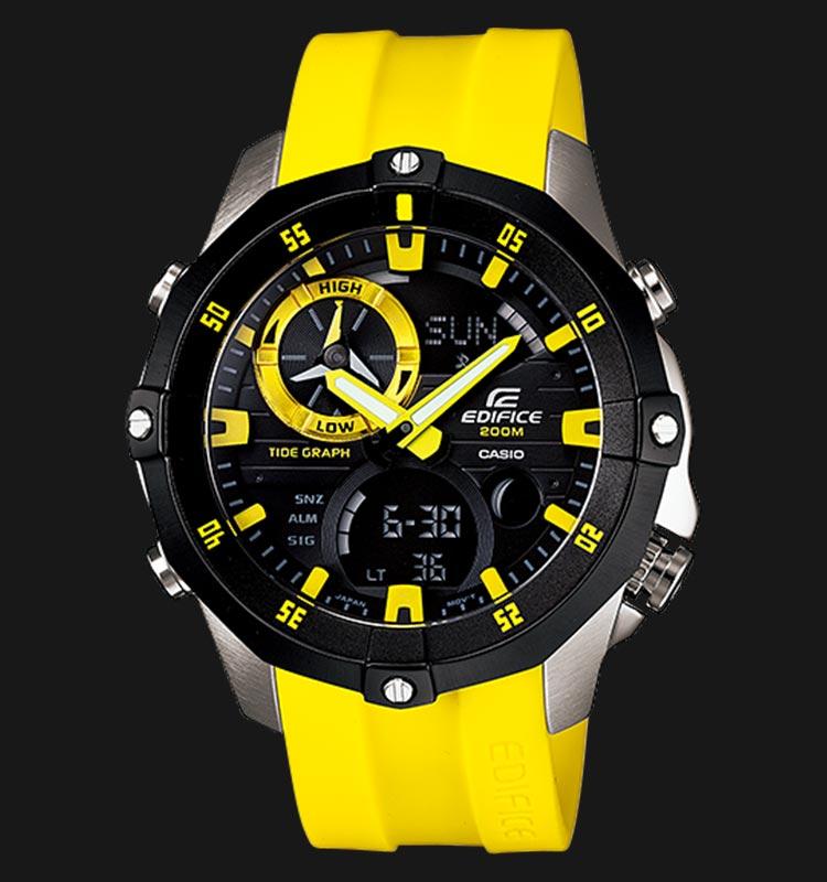 Casio Edifice EMA-100B-1A9VDF Machtwatch
