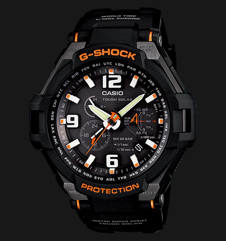Casio G-Shock Gravitymaster G-1400-1ADR Machtwatch