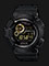 Casio G-Shock G-9300GB-1DR Black & Gold Mudman Tough Solar Digital Compass Resin Band Thumbnail