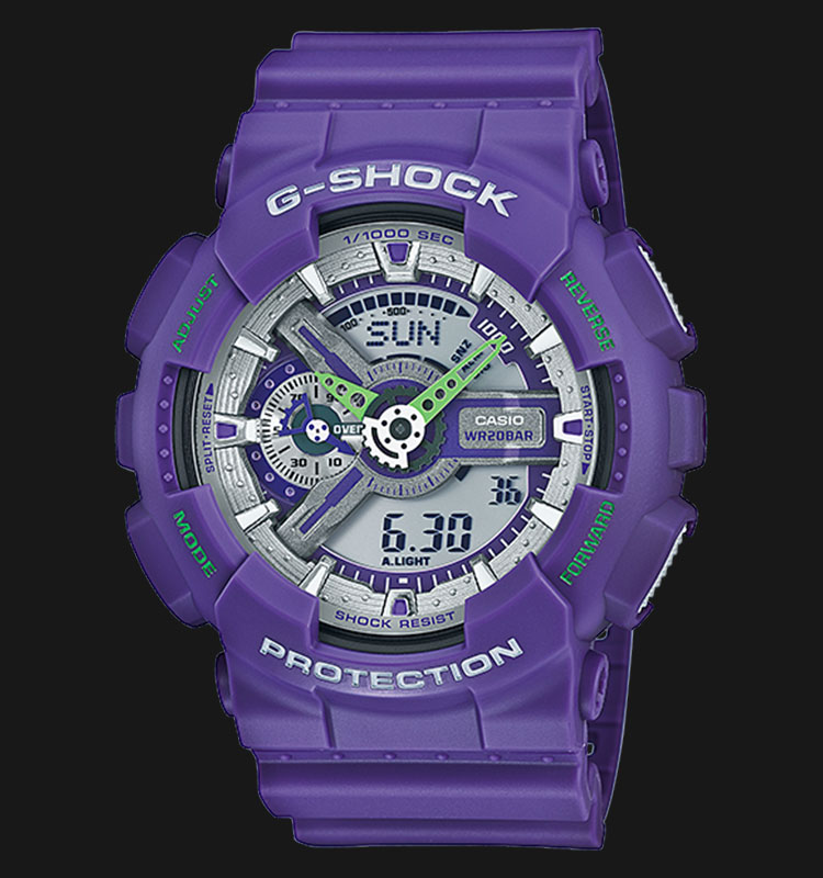 Casio G-Shock GA-110DN-6ADR Limited Models Edition Machtwatch