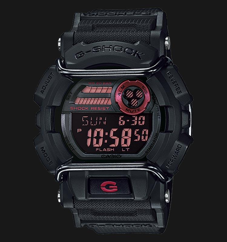 Casio G-Shock GD-400-1DR Machtwatch