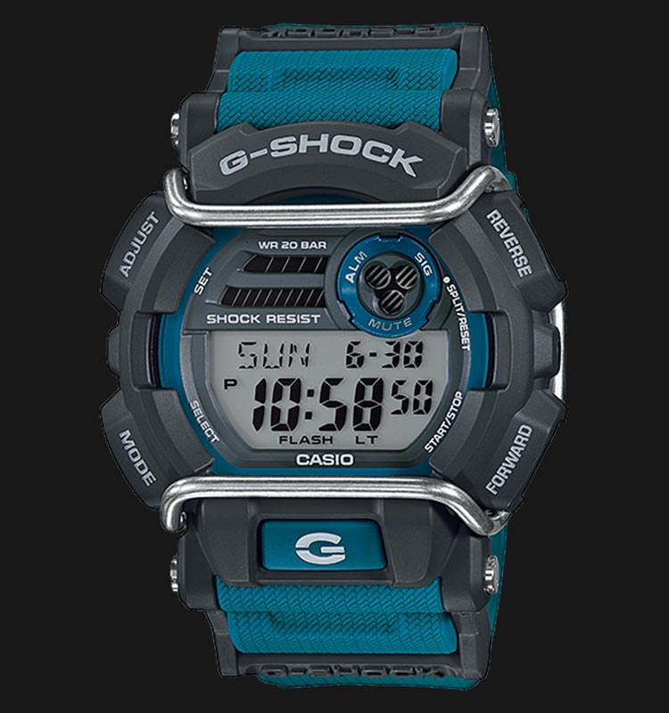 Casio G-Shock GD-400-2DR Machtwatch