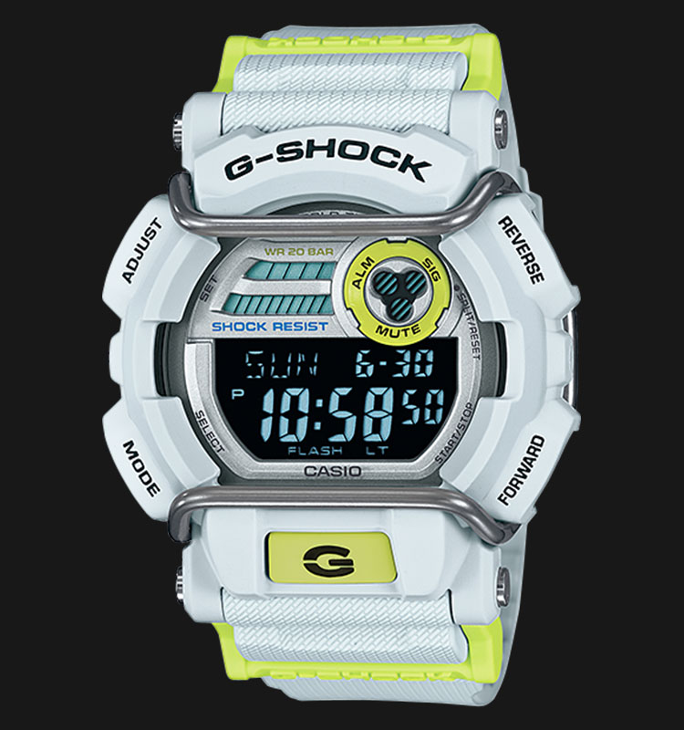 Casio G-Shock GD-400DN-8DR Limited Edition Machtwatch