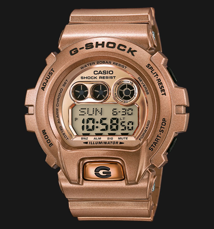 Casio G-Shock GD-X6900GD-9DR Limited Models Edition Machtwatch