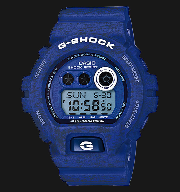 Casio G-Shock GD-X6900HT-2DR Limited Models Edition Machtwatch