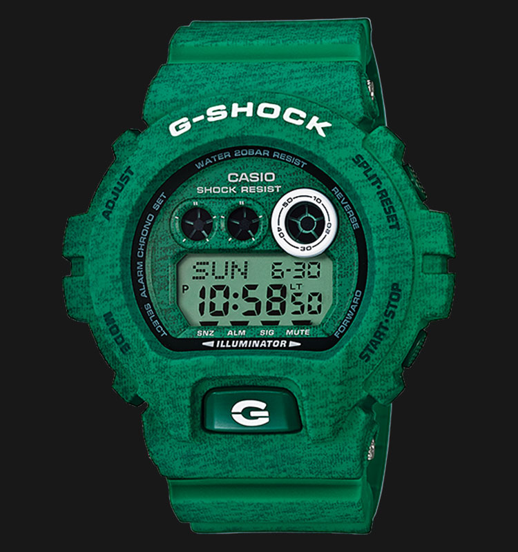 Casio G-Shock GD-X6900HT-3DR Limited Models Edition Machtwatch