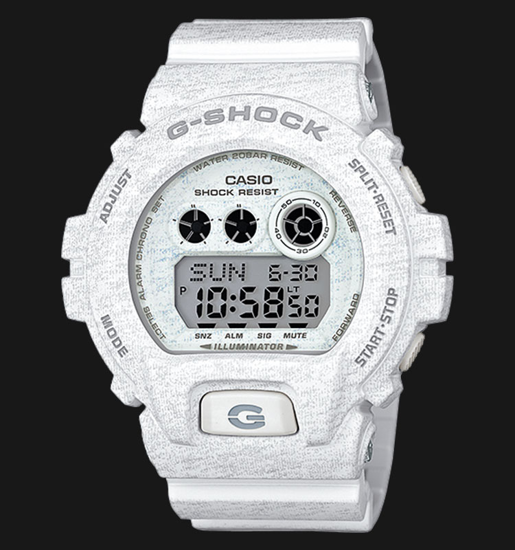Casio G-Shock GD-X6900HT-6DR Limited Models Edition Machtwatch