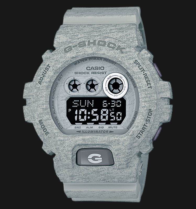 Casio G-Shock GD-X6900HT-8DR Limited Models Edition Machtwatch