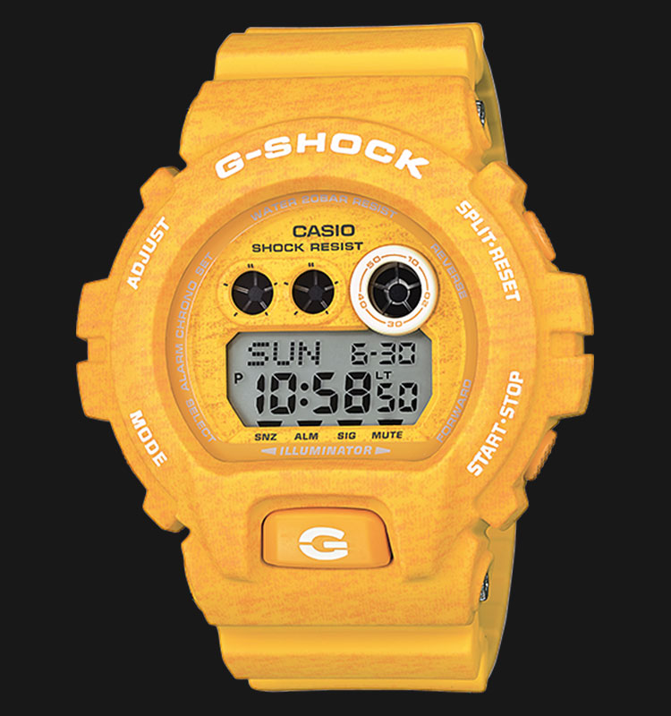 Casio G-Shock GD-X6900HT-9DR Limited Models Edition Machtwatch