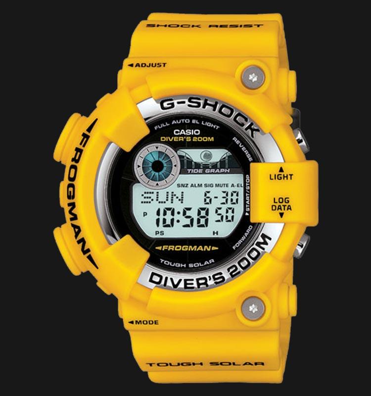 Casio G-Shock FROGMAN GF-8250-9DR Machtwatch