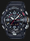 Casio G-Shock GG-B100-1AJF Mudmaster Digital Analog Dial Black Resin Strap Thumbnail