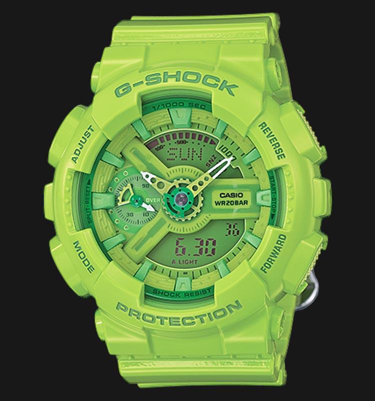 Casio Baby-G GMA-S110CC-3ADR Machtwatch
