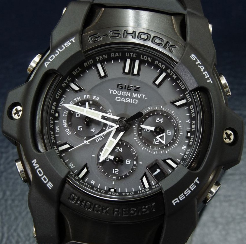 Casio G-Shock GS-1400B-1AJF Water Resistant 200M Resin Band Machtwatch