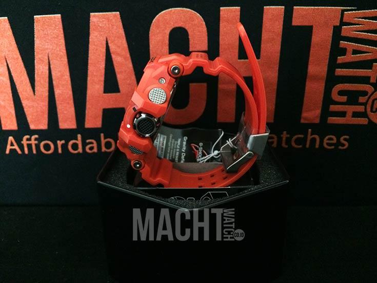 Casio G-Shock Gravitymaster GW-A1100R-4ADR Machtwatch