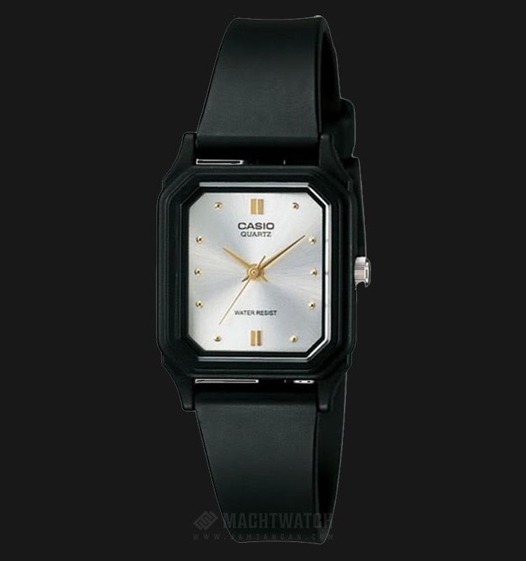 Casio LQ-142E-7ADF - Quartz - Rubber Band Machtwatch