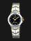 Casio LTP-1242SG-1CDF Enticer Ladies Black Dial Dual Tone Stainless Steel Strap Thumbnail
