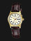 Casio LTP-V006GL-9BUDF Ladies Analog Beige Dial Brown Leather Strap Thumbnail