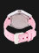 Casio LX-500H-4E3VDF Ladies Analog Silver Dial Pink Resin Strap Thumbnail