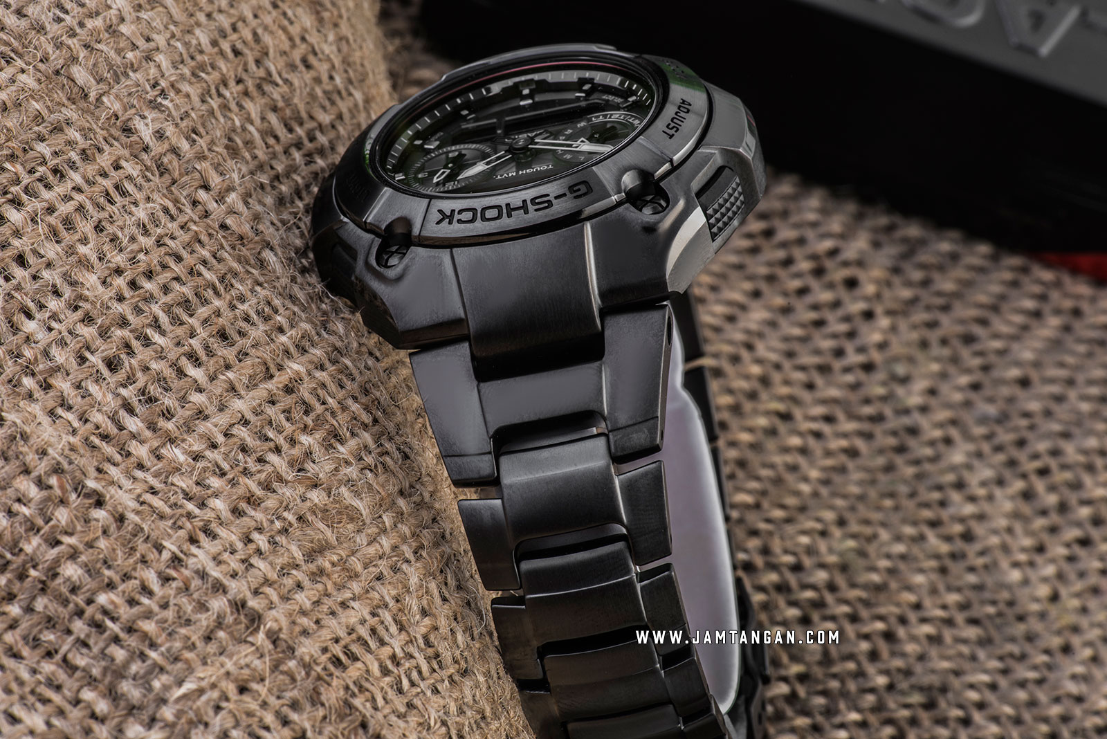 Casio G-Shock MR-G MRG-7700B-1BJF Titanium Sapphire Crystal (JDM) Machtwatch