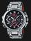 Casio G-Shock MTG-B1000D-1AJF MT-G Chronograph Black Dial Silver Composite Strap Thumbnail