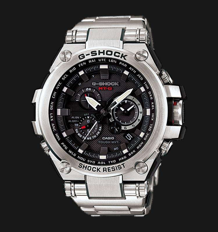 Casio G-Shock MTG-S1000D-1A Sapphire Crystal Machtwatch